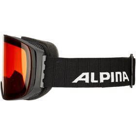 Alpina Arris Doubleflex - Gafas de esquí - negro